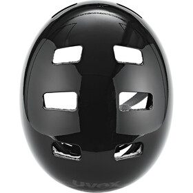 UVEX Kid 3 Casco Niños, dirtbike black